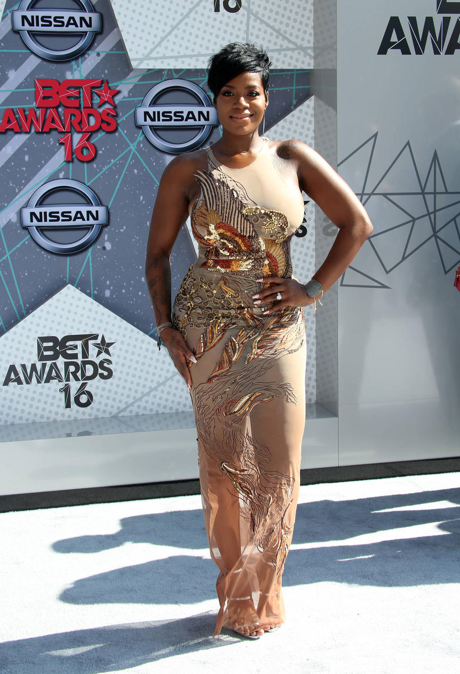 Fantasia Barrino Returning To The Stage Following Burn Injury