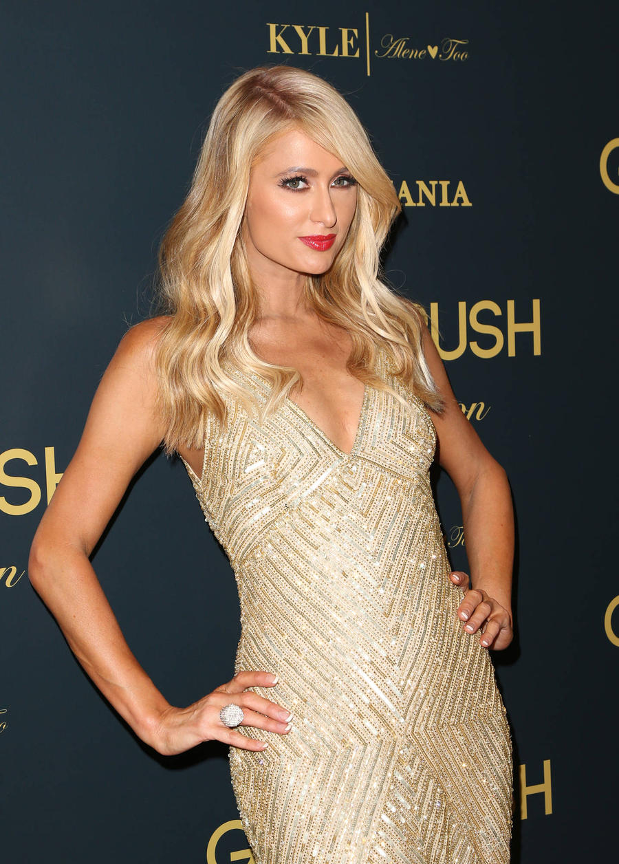 Paris Hilton 'Terrified' She's A Target For Isis