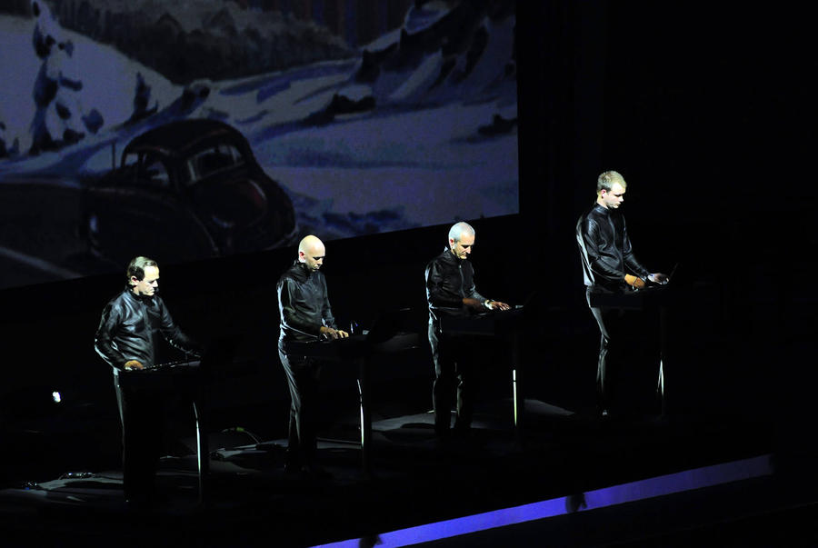 Kraftwerk Lose Copyright Battle Over Hip Hop Sample