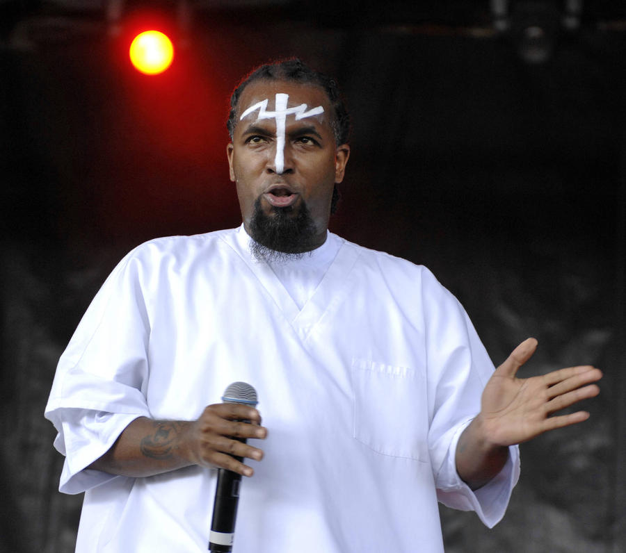 Tech N9ne's Niece Shot