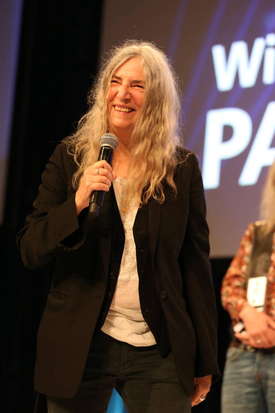 Patti Smith Comes To Terms With 'Humiliating Failure' Of Nobel Prize Performance