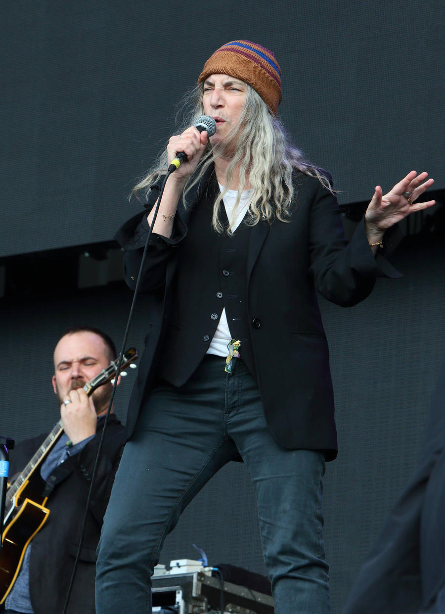 Patti Smith To Perform On Behalf Of Bob Dylan At Nobel Prize Ceremony