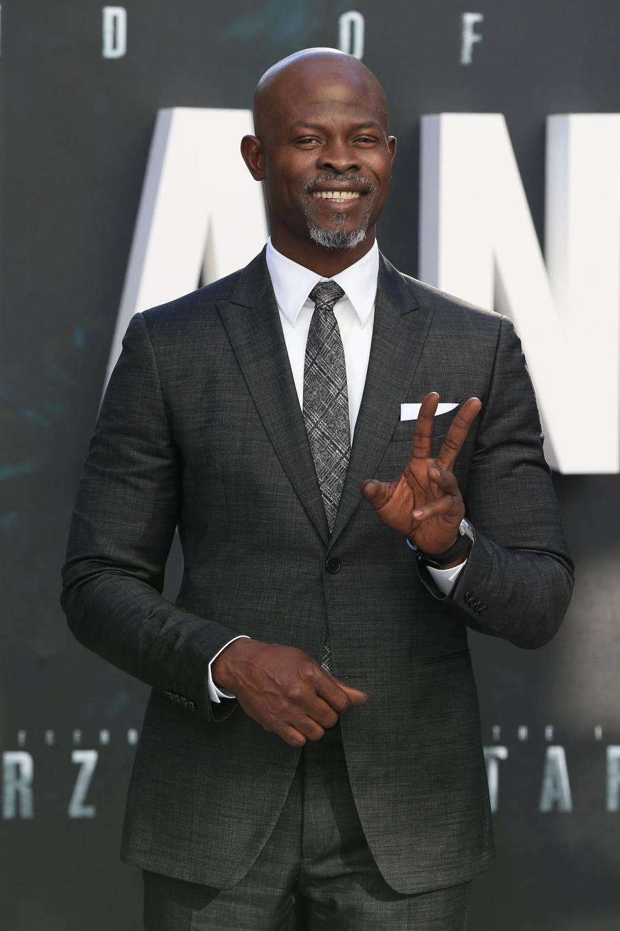 Djimon Hounsou: 'It's A Struggle To Find Dignifying Characters'