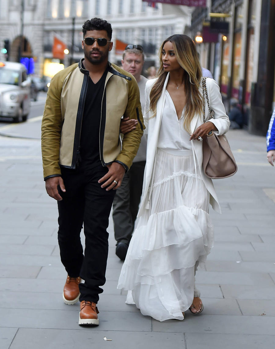 Ciara Cancelled North Carolina Wedding Over 'Bathroom Bill'