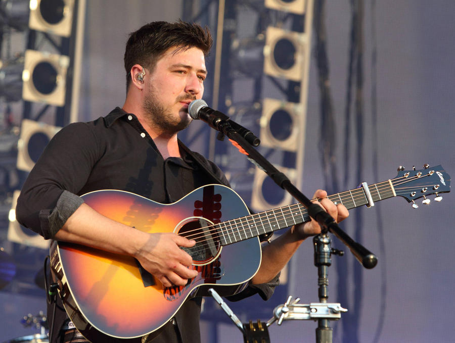 Mumford And Sons Frontman Regrets 'Rubbish' Band Name