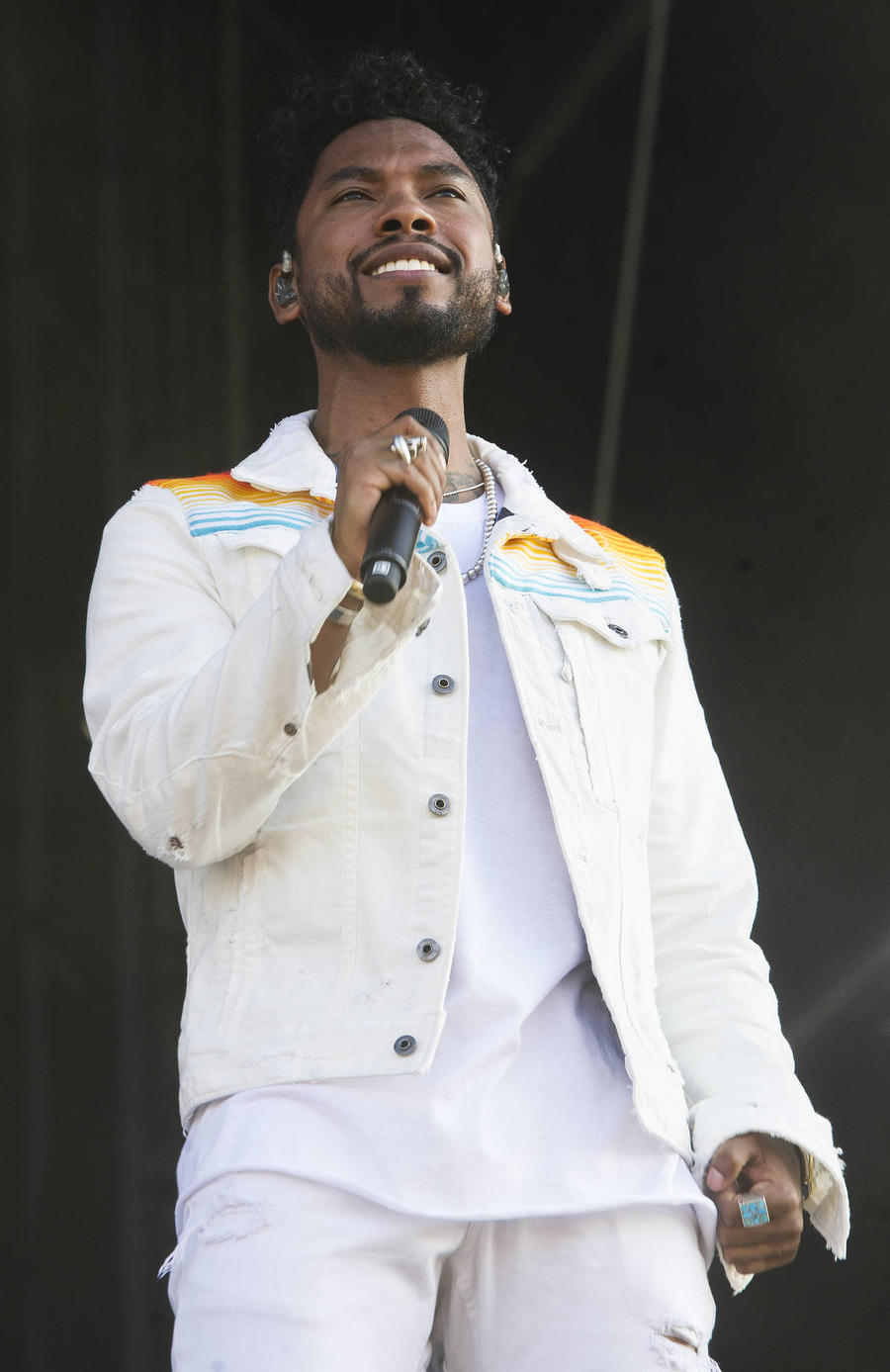 Miguel | Miguel was a \'late bloomer\' | Contactmusic.com