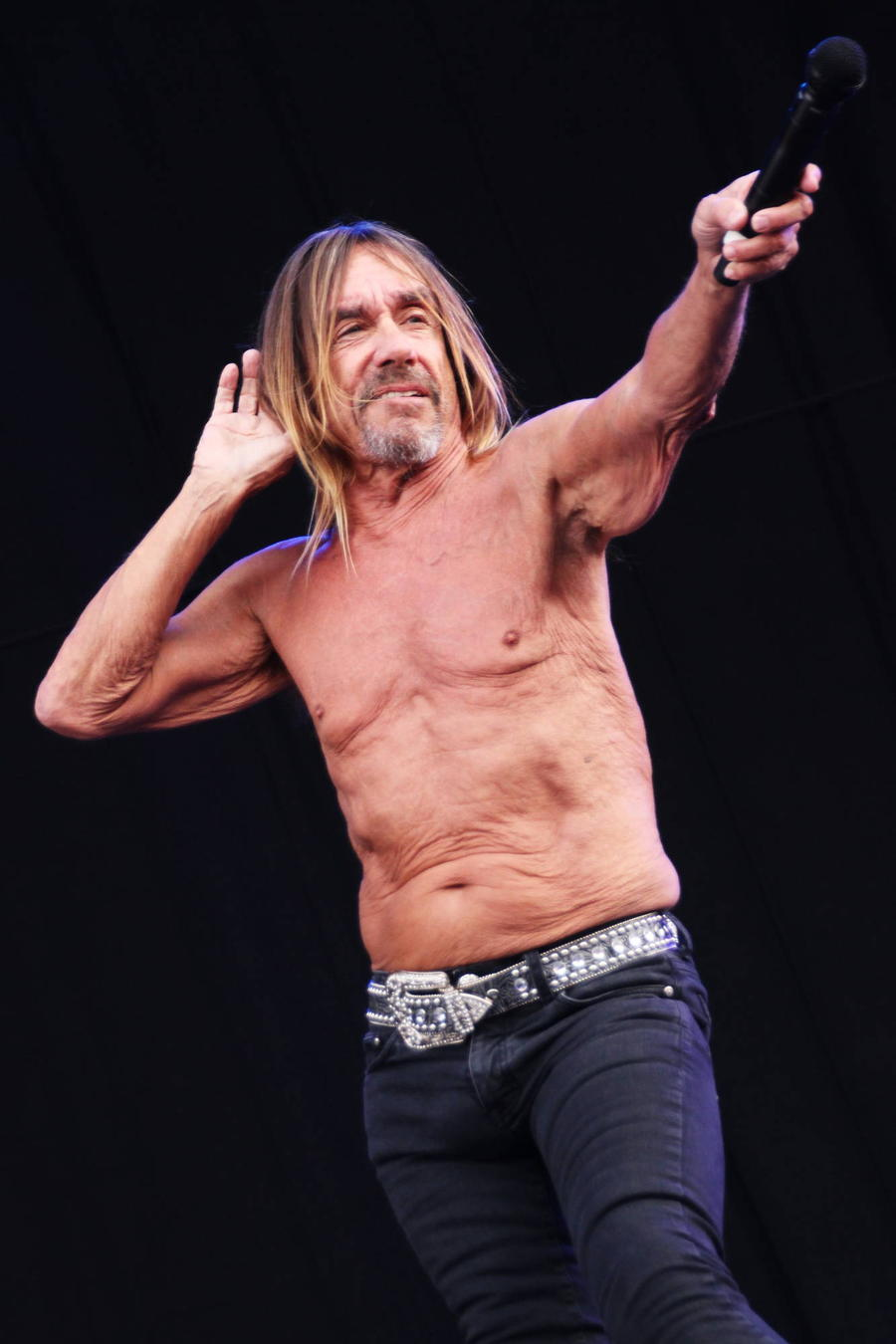 Iggy Pop Gets 'The Creeps' Thinking About Drugs Now He's Sober