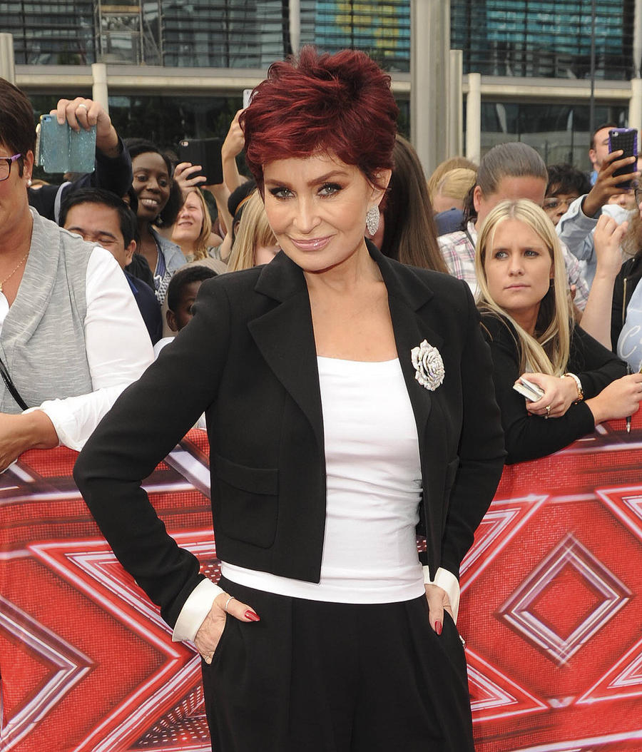 Sharon Osbourne Didn't Have The Strength To Get Help During Breakdown