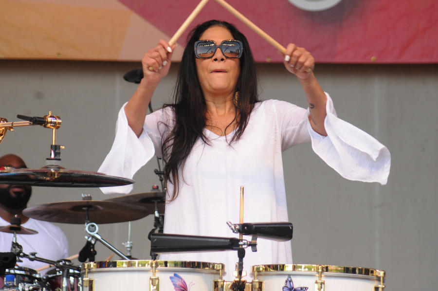 Sheila E Drumming Up Latino Support For Hillary Clinton