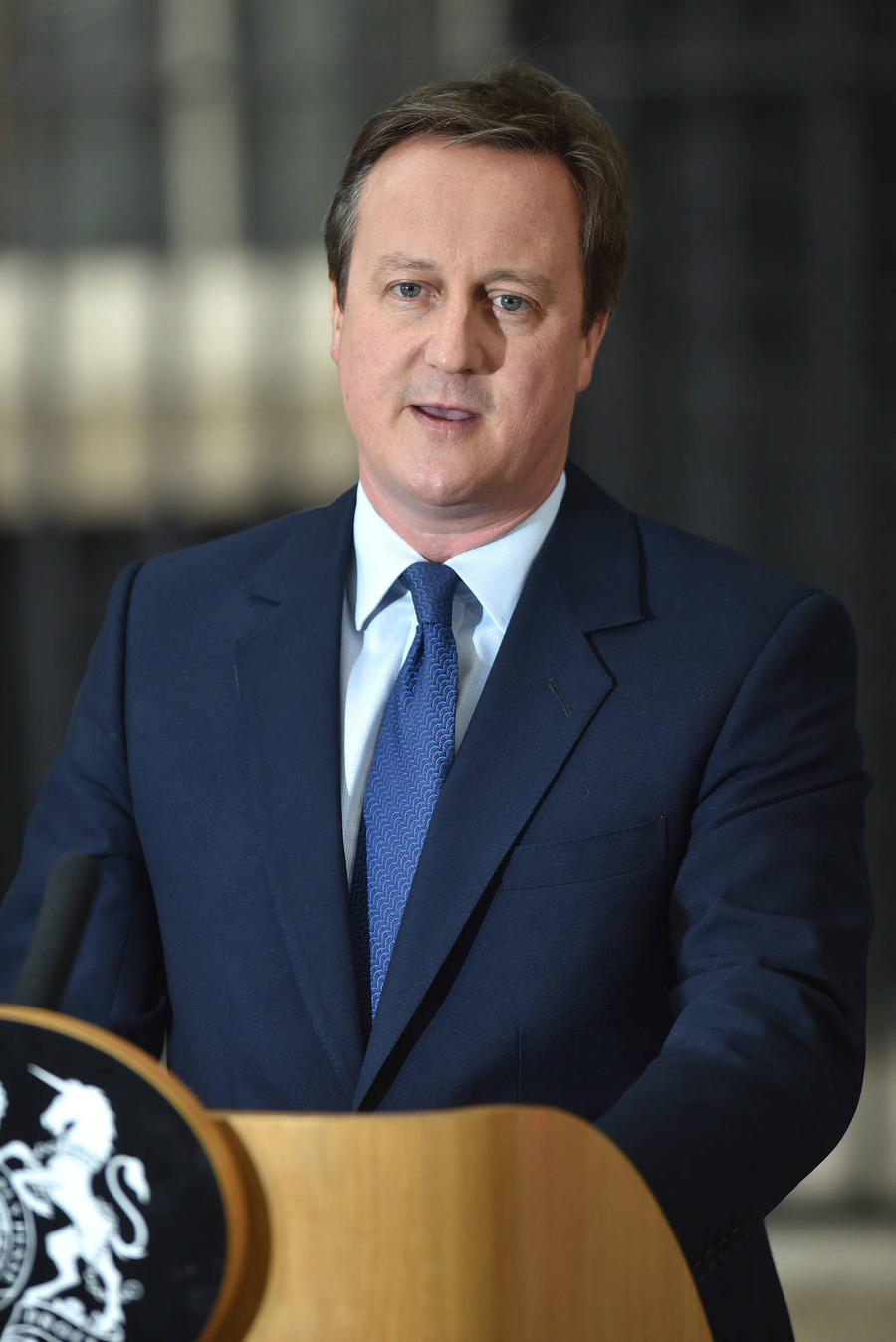 British Prime Minister Officially Steps Down