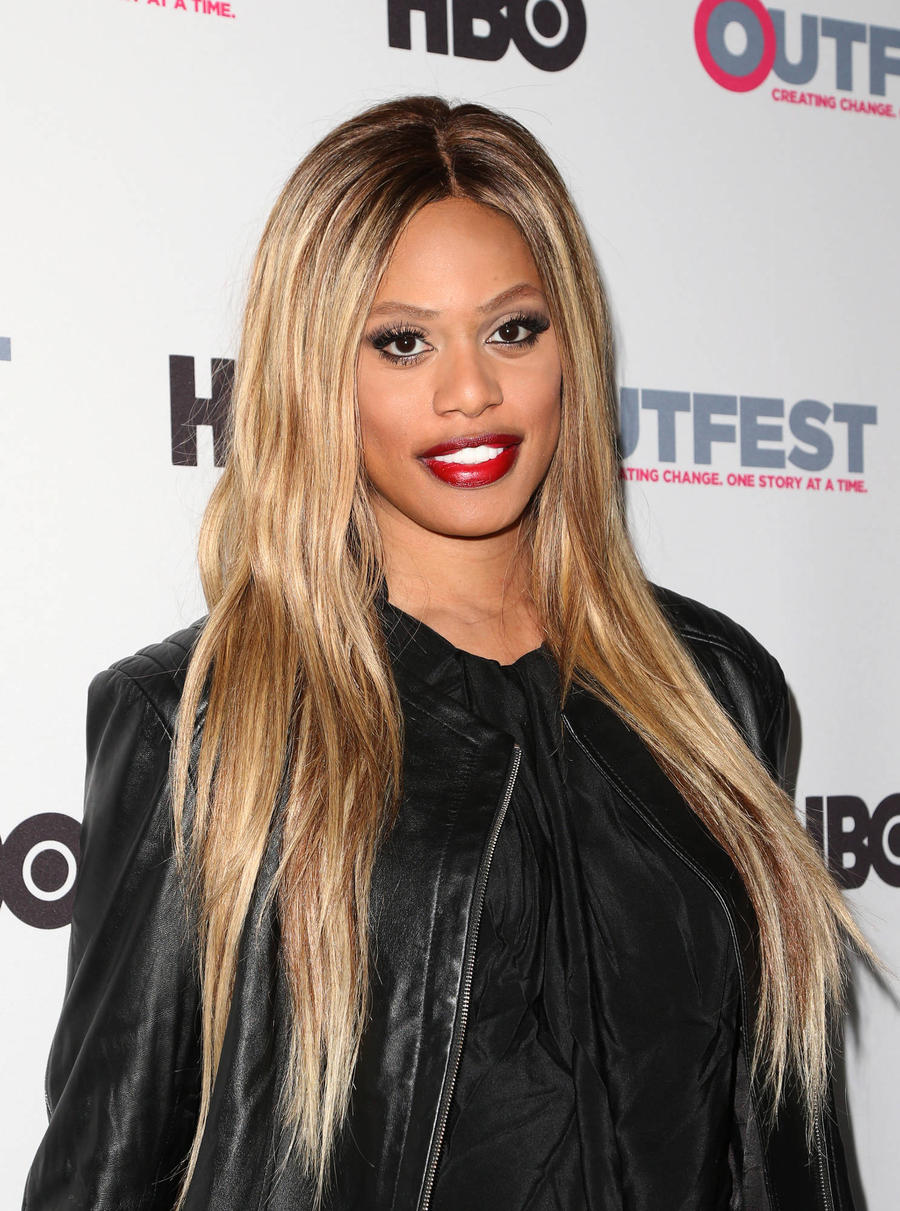 Laverne Cox: 'Filters Are No Substitute For Self-acceptance'