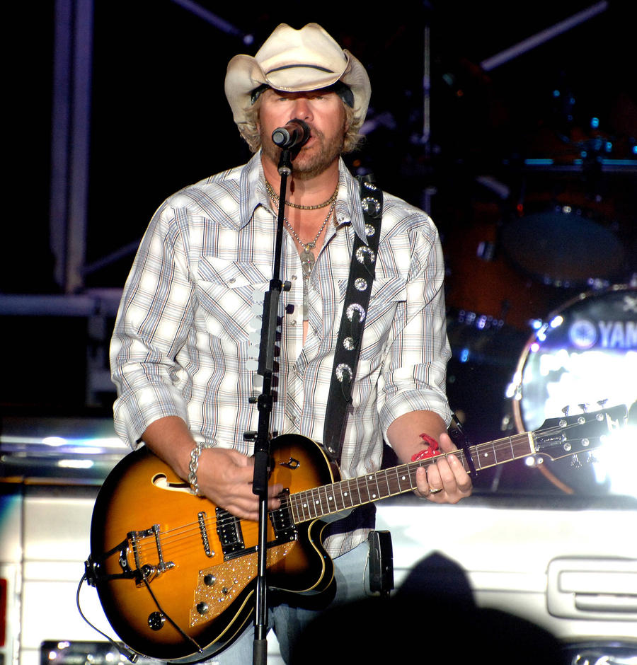 Toby Keith Won't 'Apologise' For Playing Donald Trump Pre-inauguration Gig