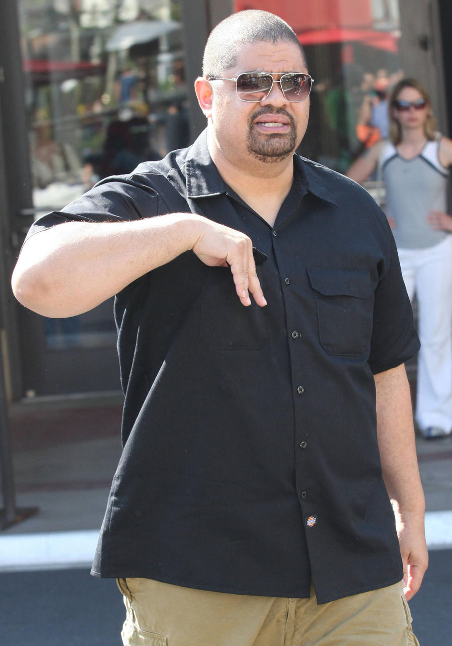 Heavy D's Police Thriller Moving Into Production