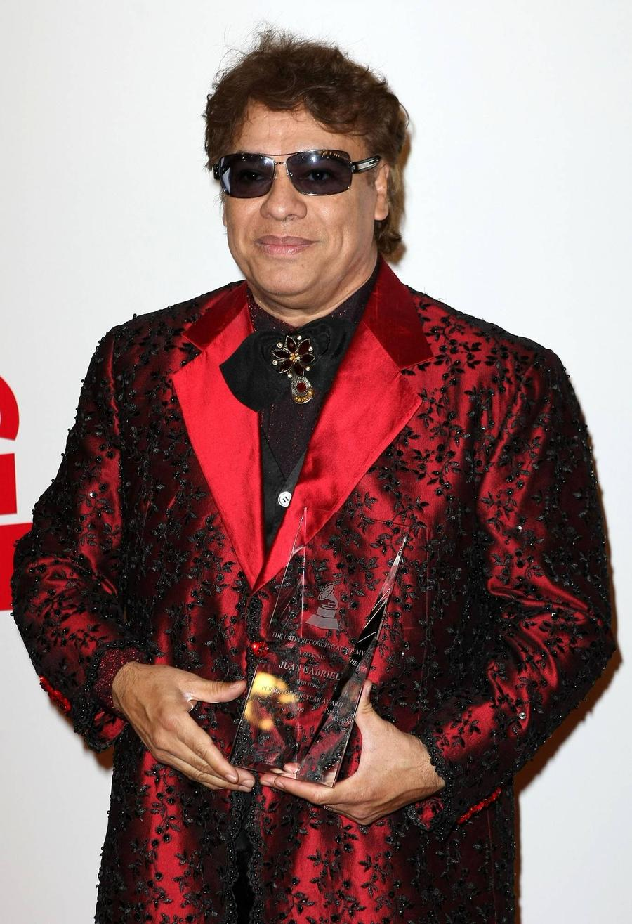 President Barack Obama Honours Late Latin Great Juan Gabriel