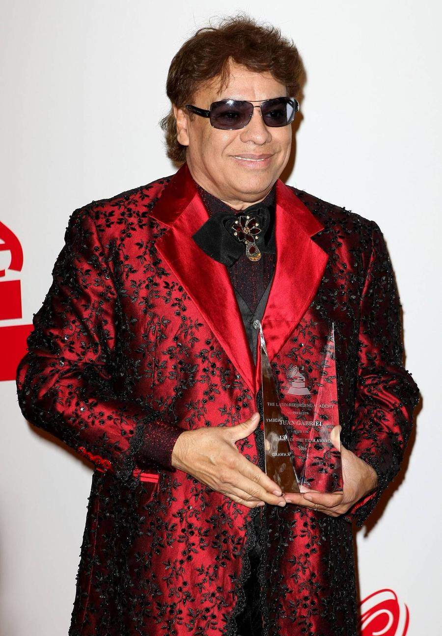 Pneumonia Named A Factor In Juan Gabriel's Death