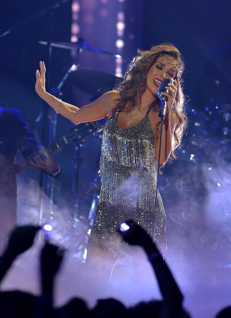 Latin Star Anahi Pregnant