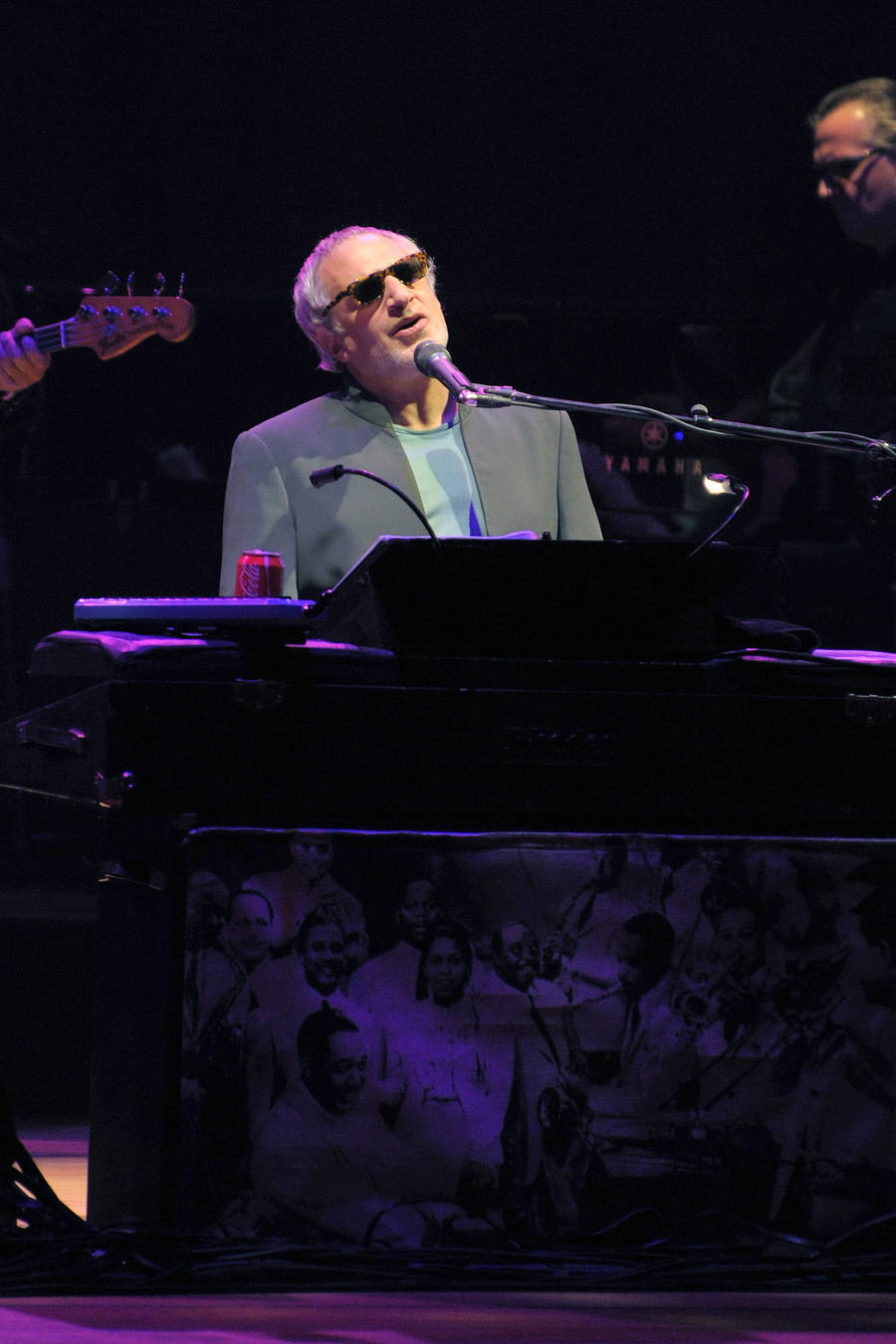 Steely Dan Rocker Donald Fagen Suing Apartment Managers