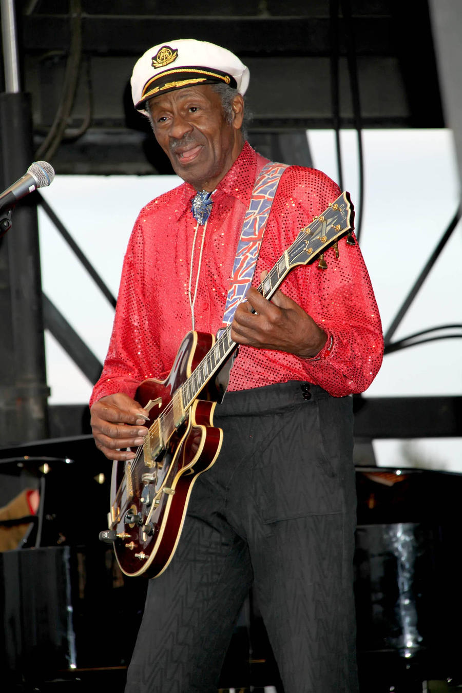 Chuck Berry 'Set To Leave $50 Million Estate To Family'