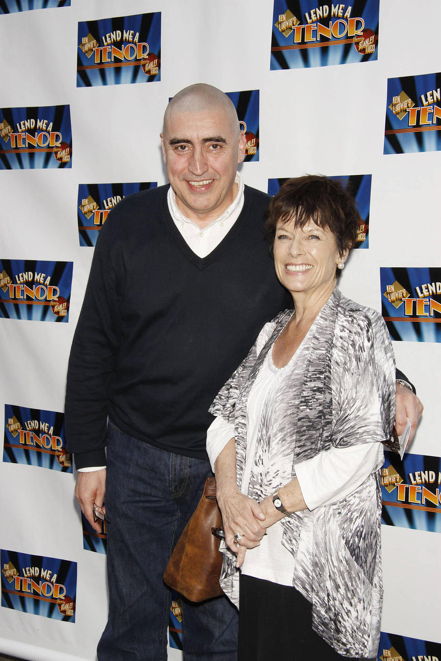 Alfred Molina's Wife Jill Gascoine 'In Advanced Stages Of Alzheimer's'