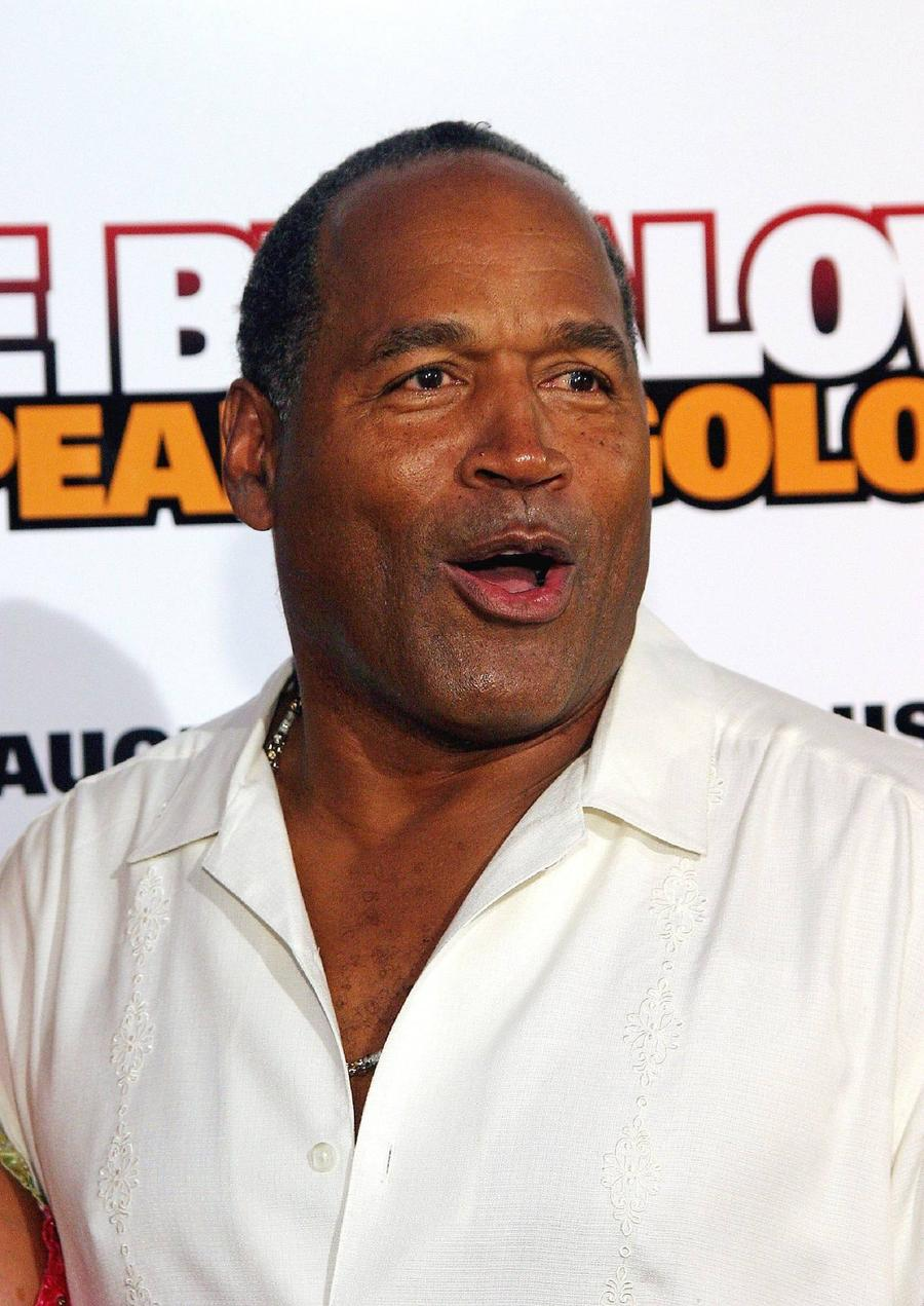 Knife Found At O.j. Simpson House Is Dna Dead End - Report