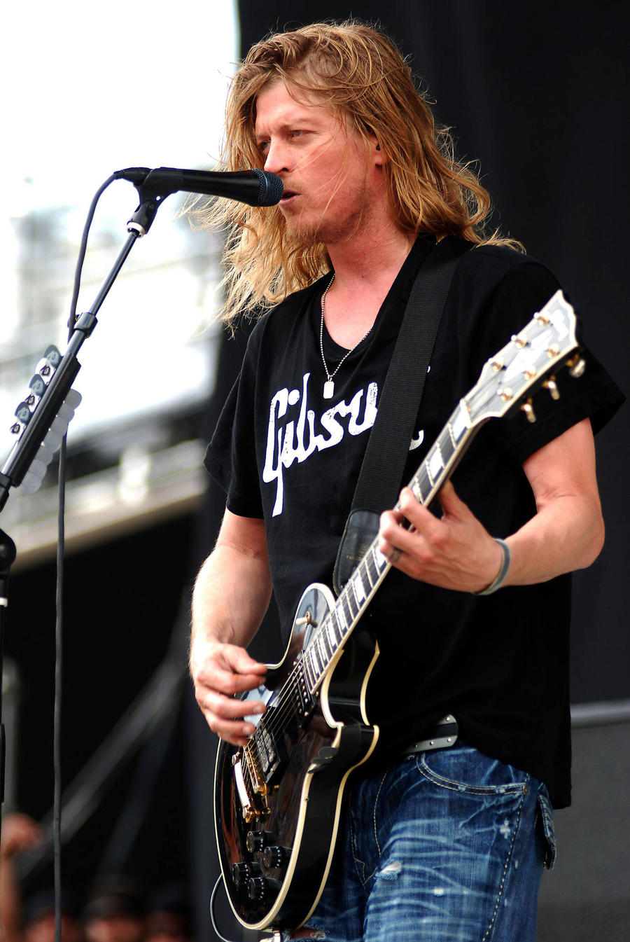 Wes Scantlin Charged Over Alleged Home Break In