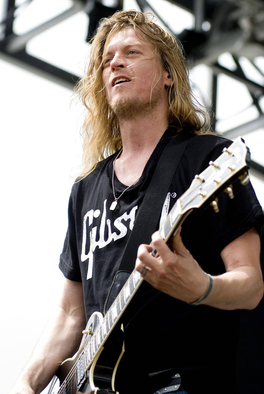 Wes Scantlin Storms Off Stage In Ohio