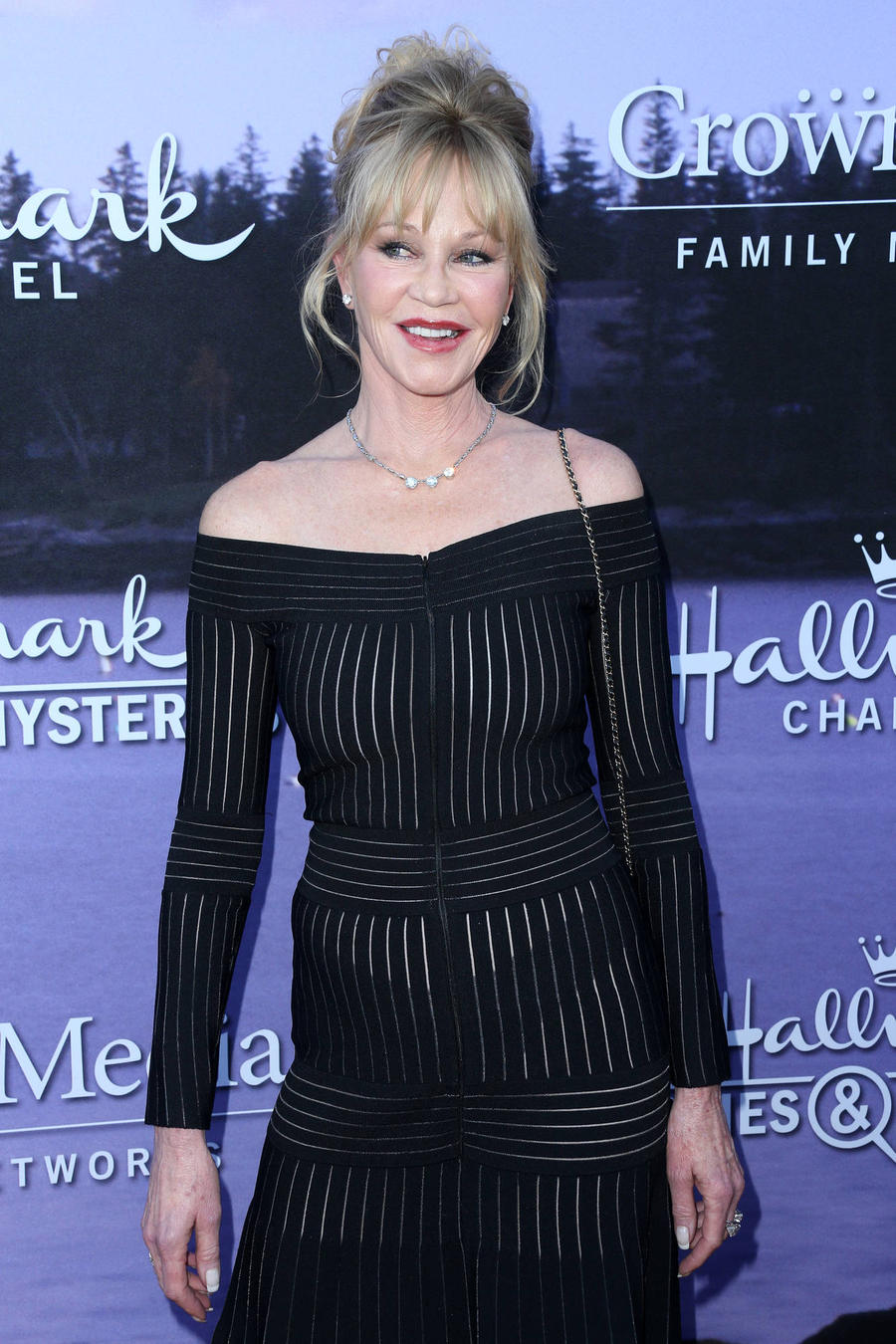 Melanie Griffith Won't Look For Love On Dating Sites
