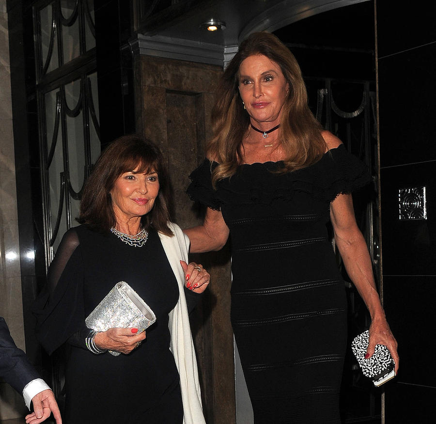 Caitlyn Jenner Sues Paparazzi Over Fatal Car Crash