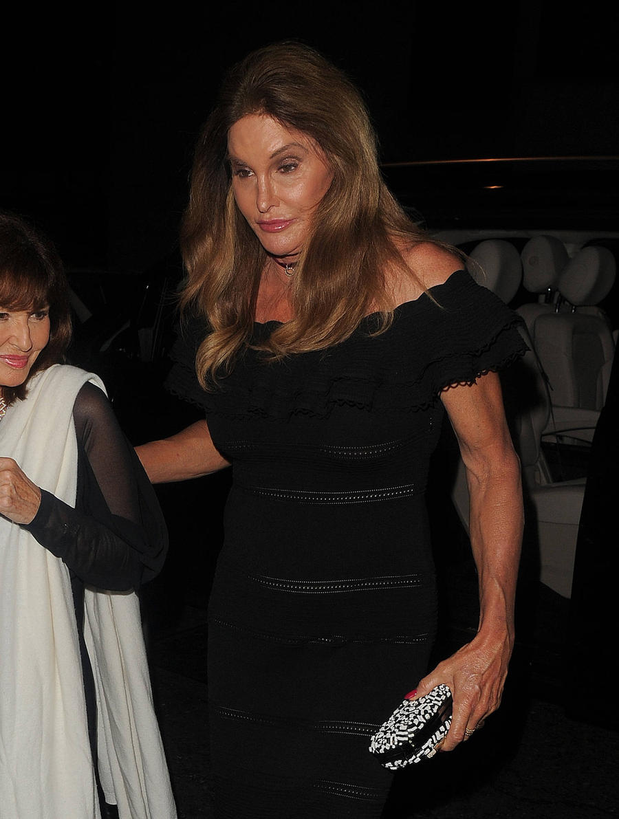Caitlyn Jenner 'Considered Travelling To Denmark For Sex Change Operation'
