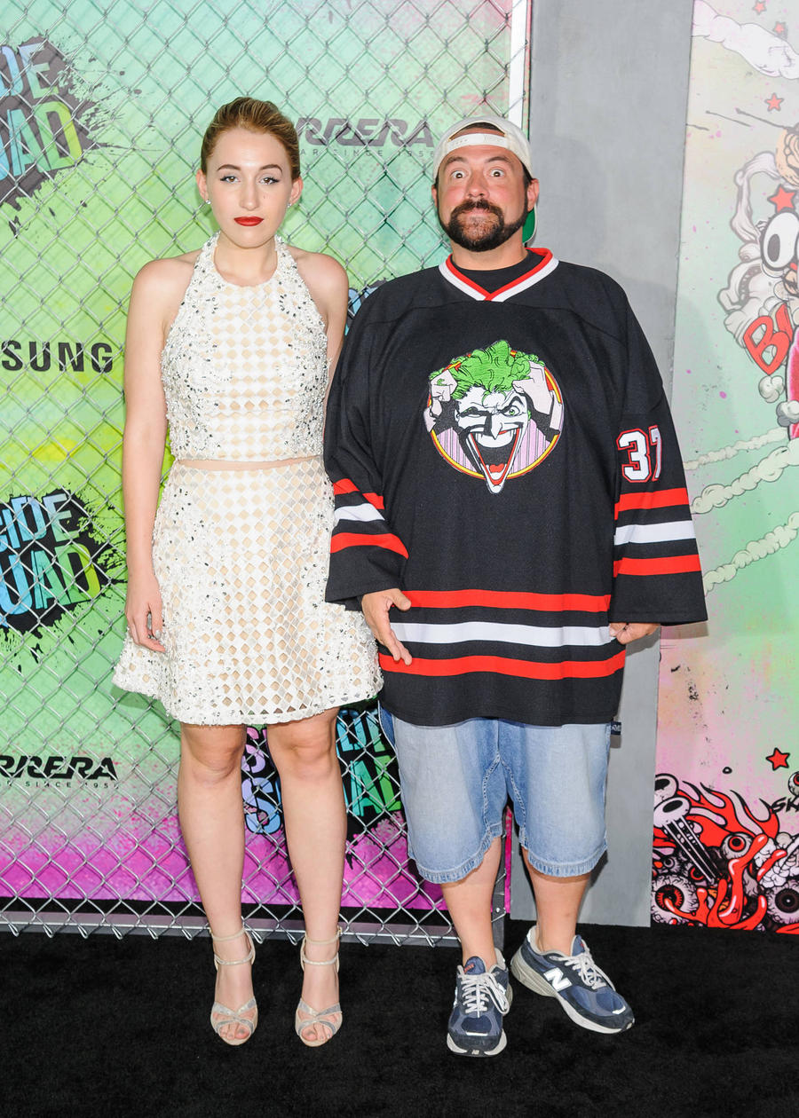 Kevin Smith Defends Daughter Against Online Trolls
