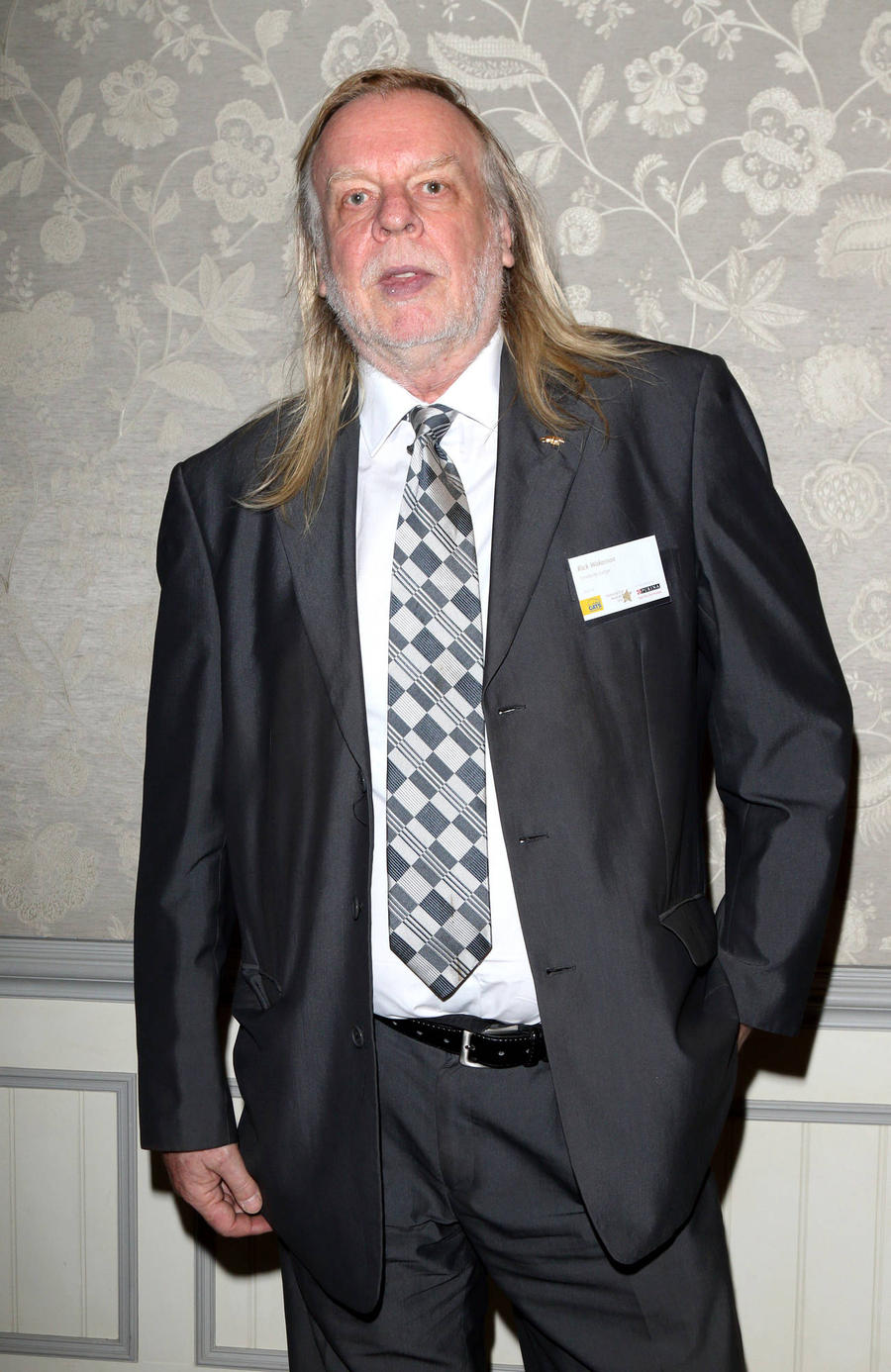 Rick Wakeman Won't Be Part Of Yes Hall Of Fame Induction