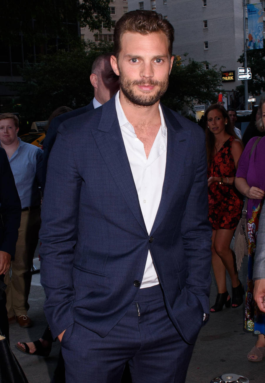 Jamie Dornan 'Hates' His Clean-shaven Christian Grey Look