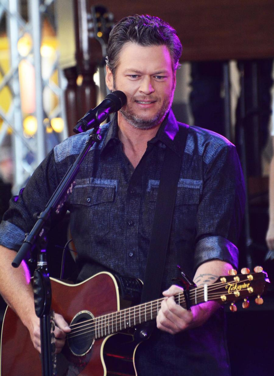 Blake Shelton: 'It's So Good To Be With Hot Girlfriend Gwen Stefani'