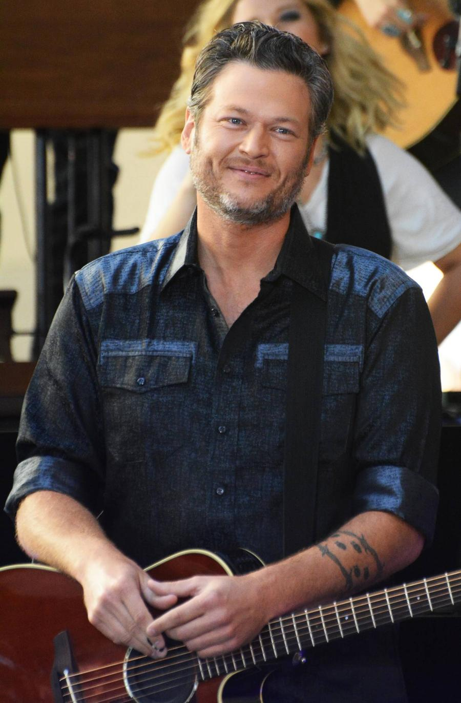 Blake Shelton To Launch New Bar In Nashville