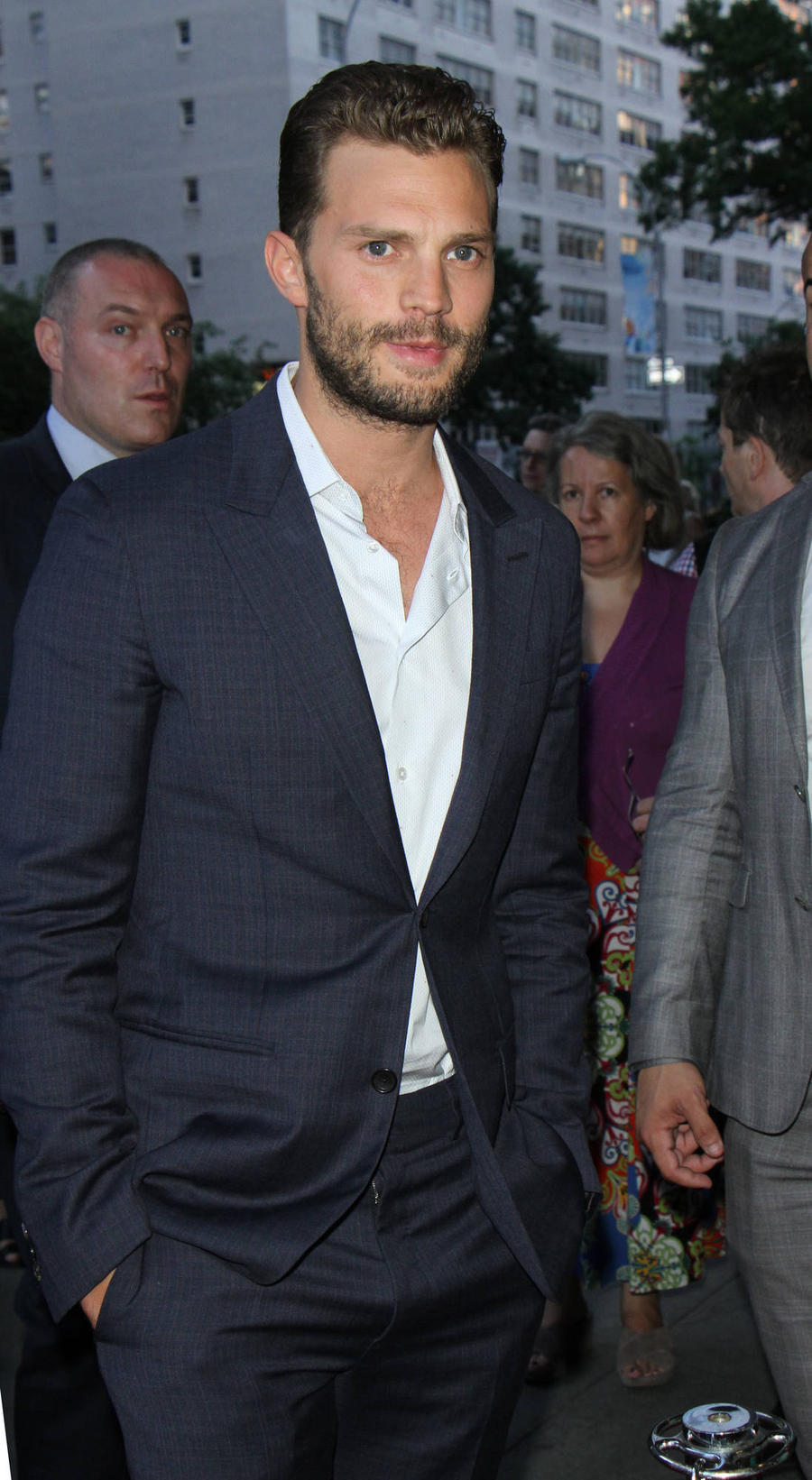 Jamie Dornan Angry Irish Hero Was Not Recognised For Bravery