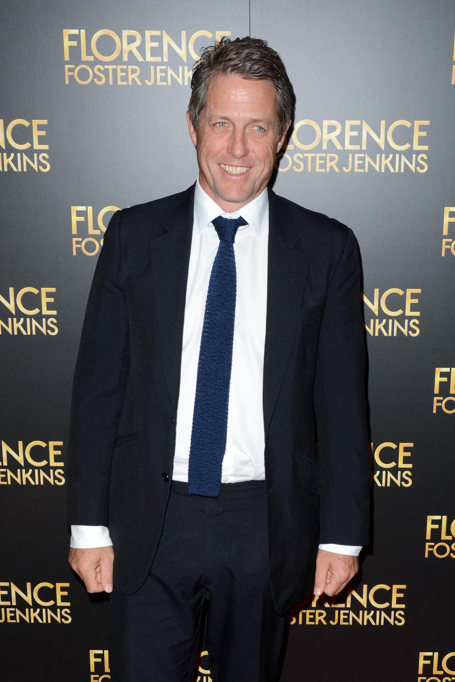 Hugh Grant's Sudden Stage Fright Left Him Fumbling And Mumbling On Movie Sets