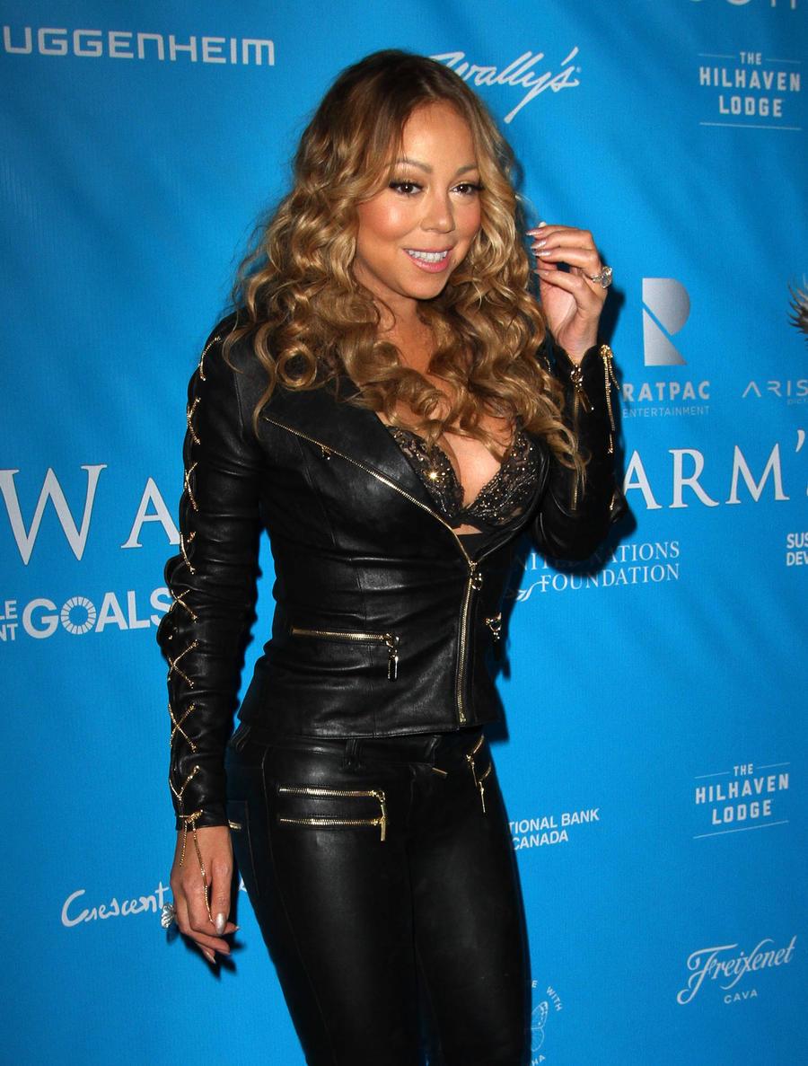 Mariah Carey Cancels Four Latin America Concerts