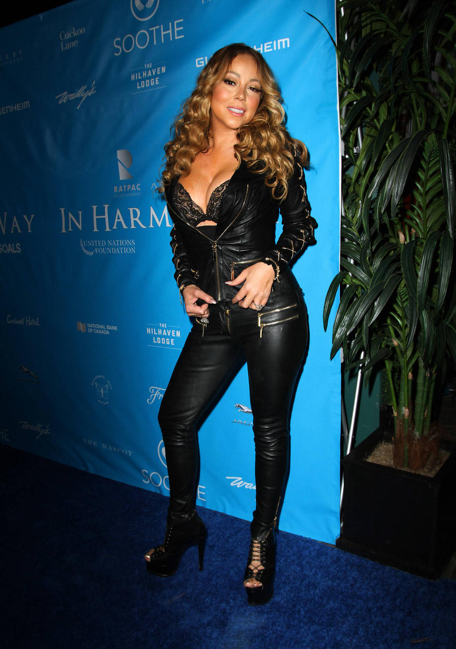 Mariah Carey Recording New Songs And Planning Latin American Tour