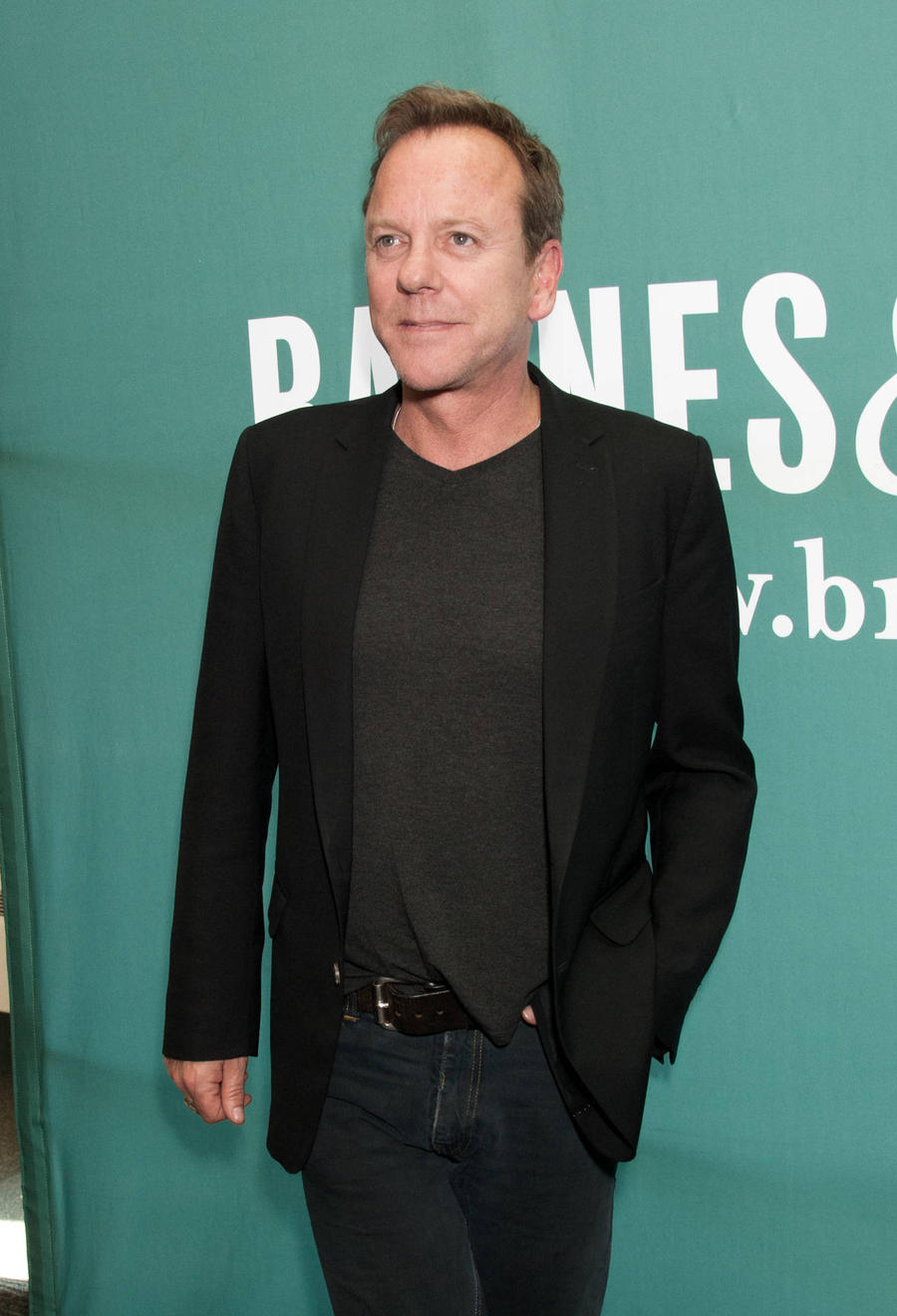 Kiefer Sutherland's Whiskey Track Is Written From Personal Experience