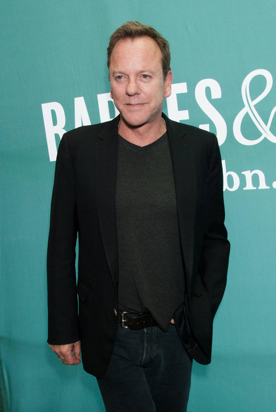 Kiefer Sutherland: 'I'll Never Return To Tv As Jack Bauer'