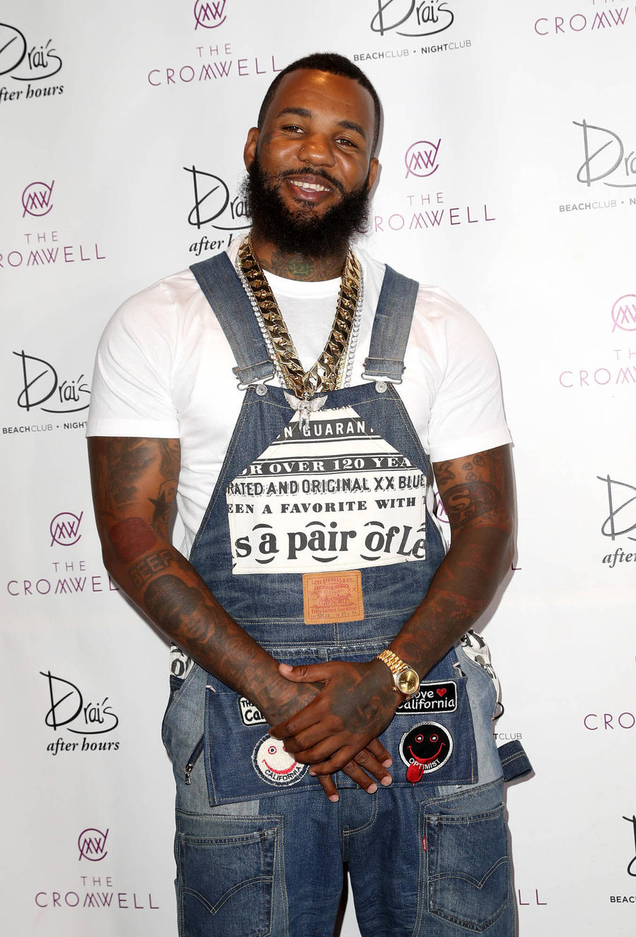 The Game Becomes Part-owner Of Marijuana Dispensary