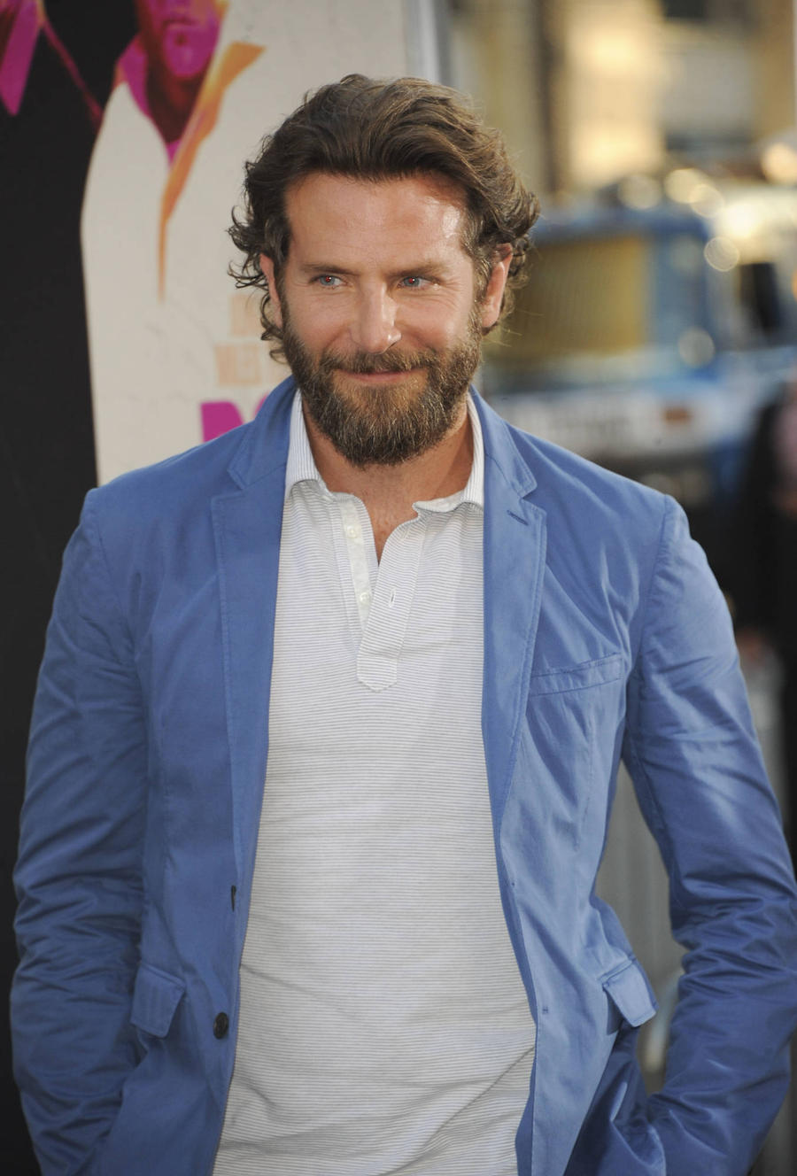 Bradley Cooper: 'I Showed Up To Fancy White House Event With No Underwear'