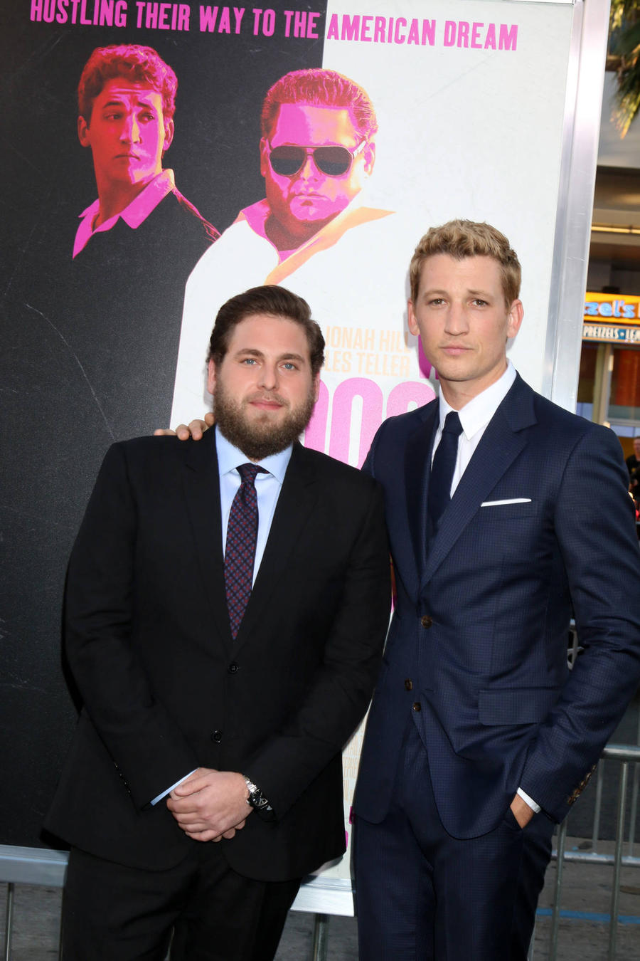 Jonah Hill Brushes Off Feud Rumours With War Dogs Co-star