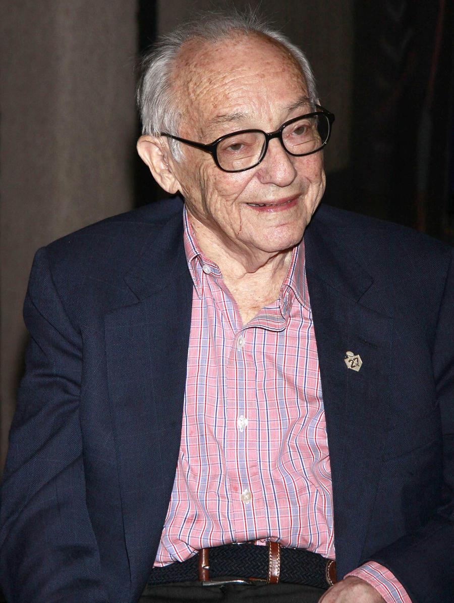 Broadway Icon James M. Nederlander Dies