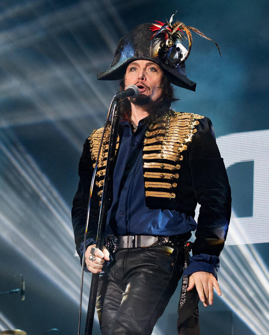 Adam Ant Scraps Two U.s. Shows After Guitarist's Death