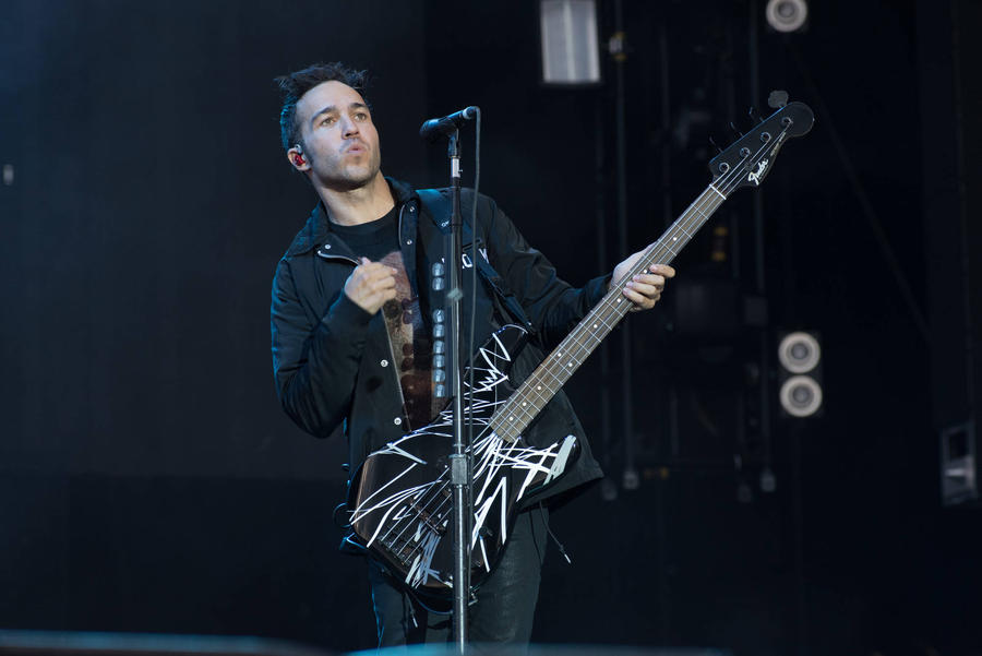 Pete Wentz: 'Fatherhood Makes Me Hate The World's Negativity More'