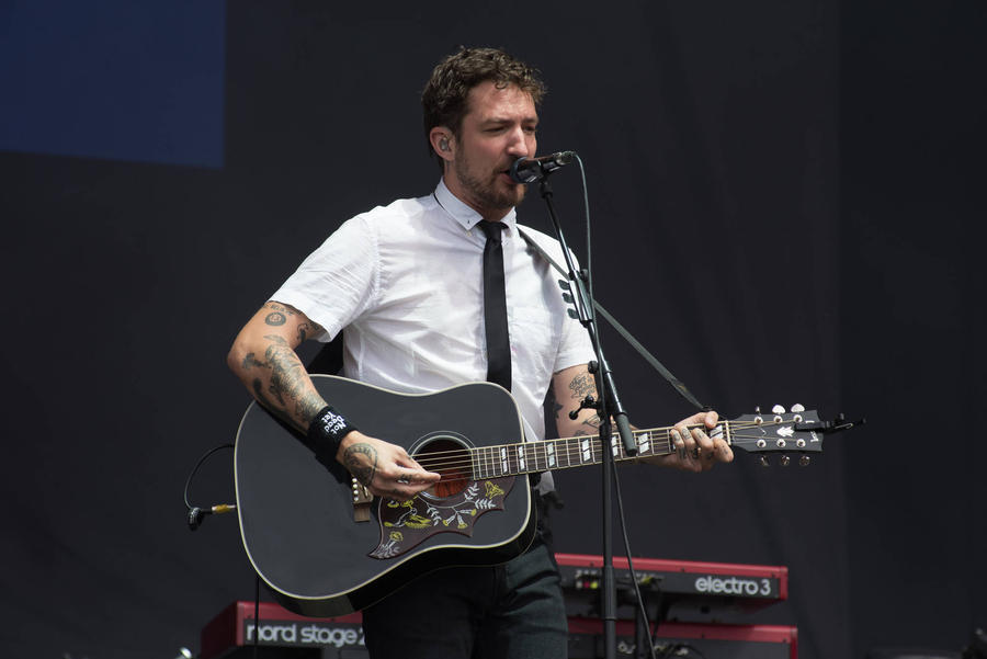 Frank Turner Struggled To Watch His Mum In New Documentary