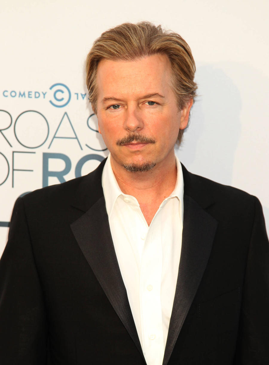 Funnyman David Spade Not Laughing After Beverly Hills Crash