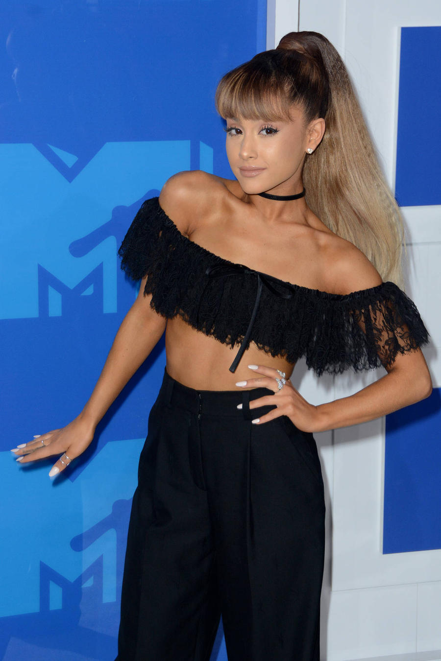 Ariana Grande Reunites With Manager Scooter Braun