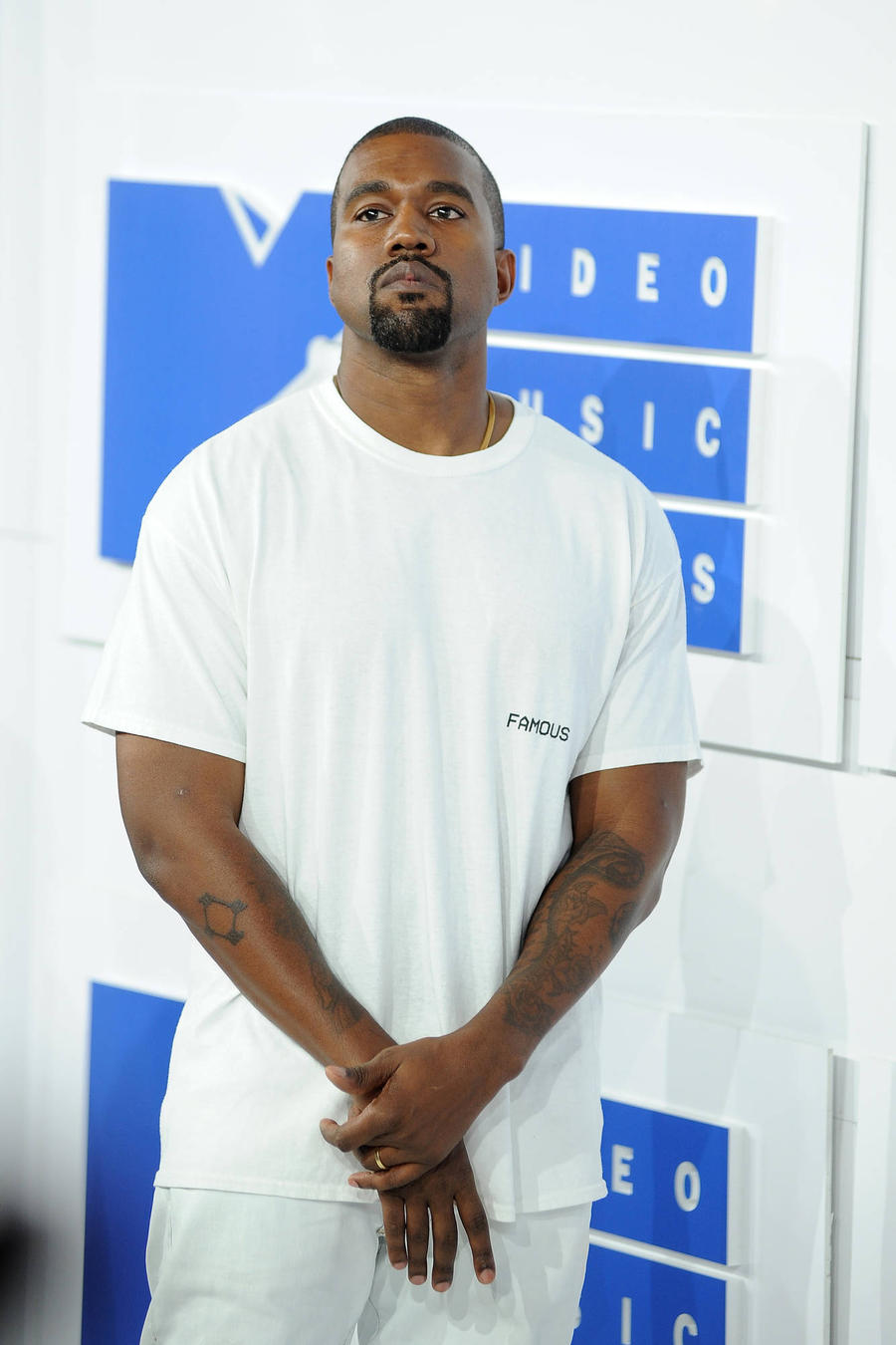 Kanye West Evacuated From Studio Due To Fire - Report
